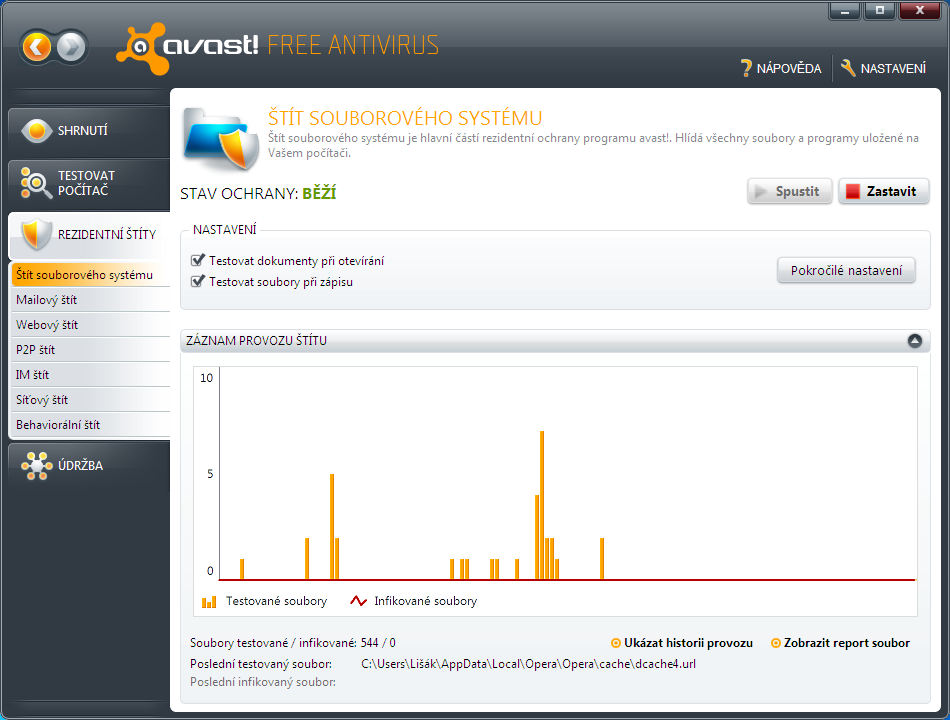 avast 4.8 antivirus protection free download